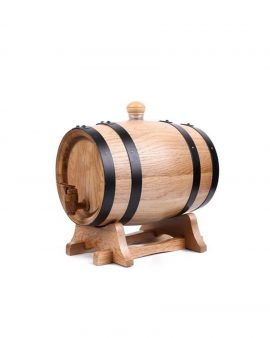 Oak Ageing Barrel